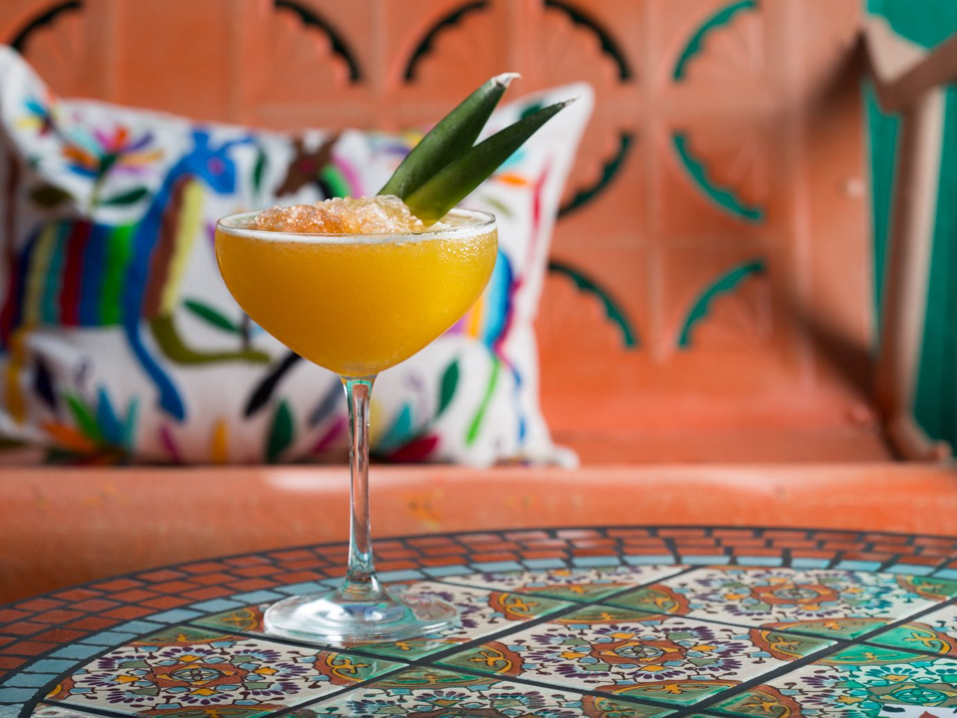 Offbeat Drink cocktail non alcoholic beverage cocktail garnish margarita beverage