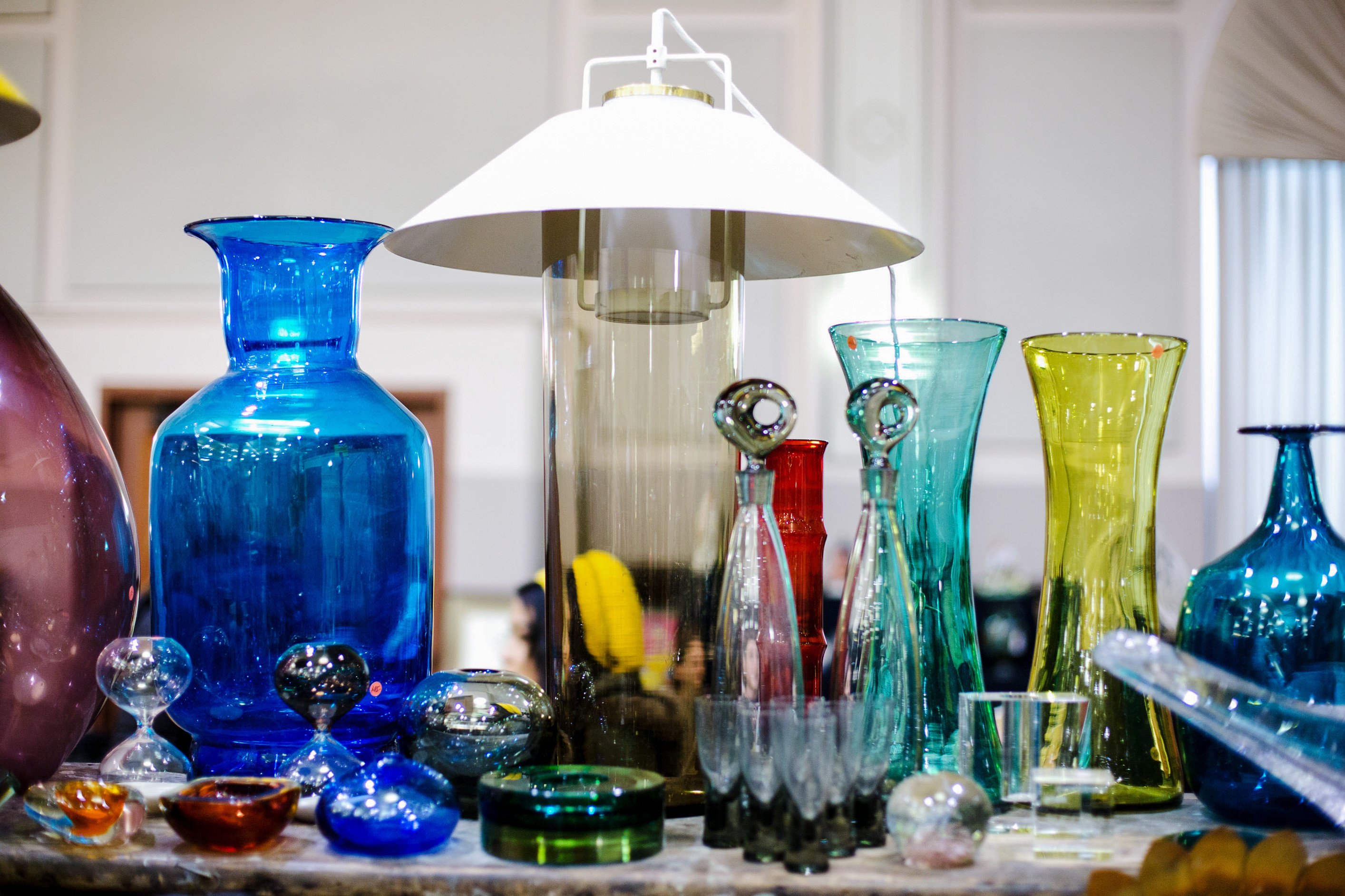 Arts + Culture Food + Drink Hotels Weekend Getaways table wall indoor glass product bottle drinkware glass bottle blue material interior design several