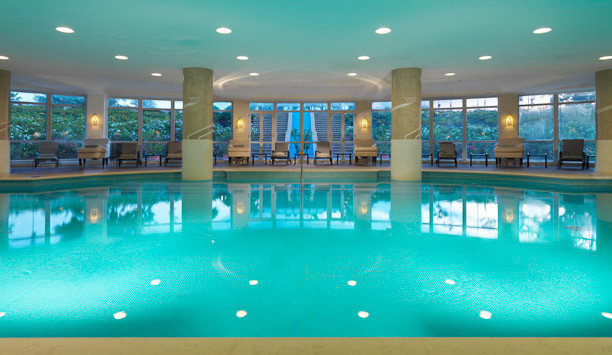 swimming pool leisure leisure centre water resort town thermae Resort recreation amenity blue
