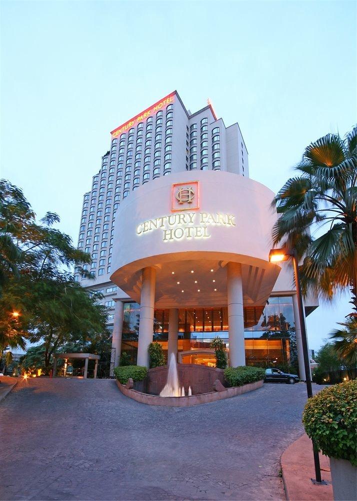 tree sky leisure Resort building amusement park park