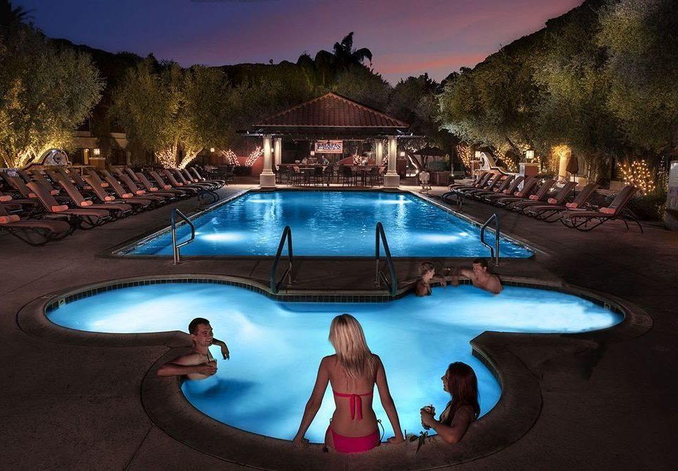 sky swimming pool leisure Resort screenshot amusement park