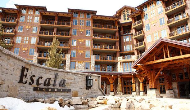 building apartment building condominium Resort