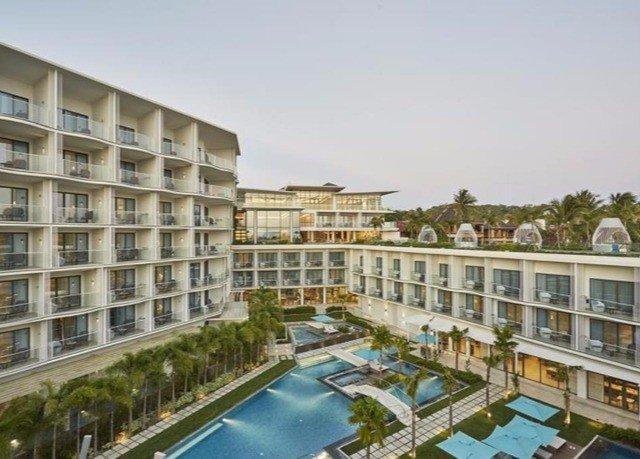 condominium property plaza building apartment building Resort palace mixed use