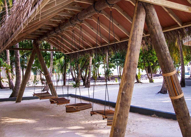 ground Resort outdoor structure arecales