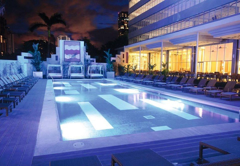 swimming pool stage convention center Resort auditorium arena