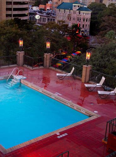 leisure swimming pool backyard Resort blue