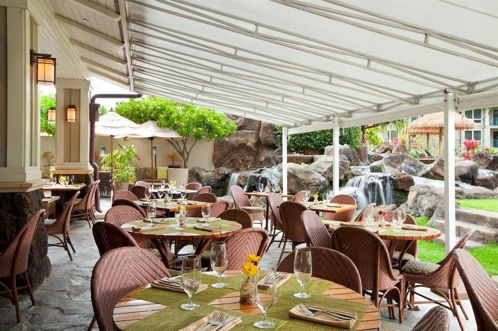 chair restaurant Resort outdoor structure backyard
