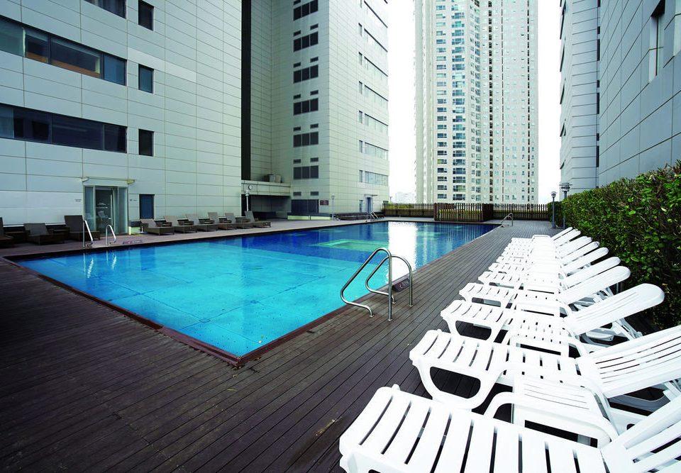 swimming pool condominium leisure property Resort backyard