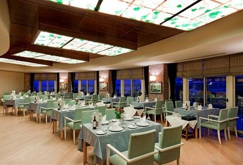 function hall restaurant conference hall scene convention center cafeteria Resort ballroom banquet