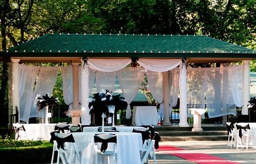 tree ceremony wedding Resort function hall banquet gazebo outdoor structure