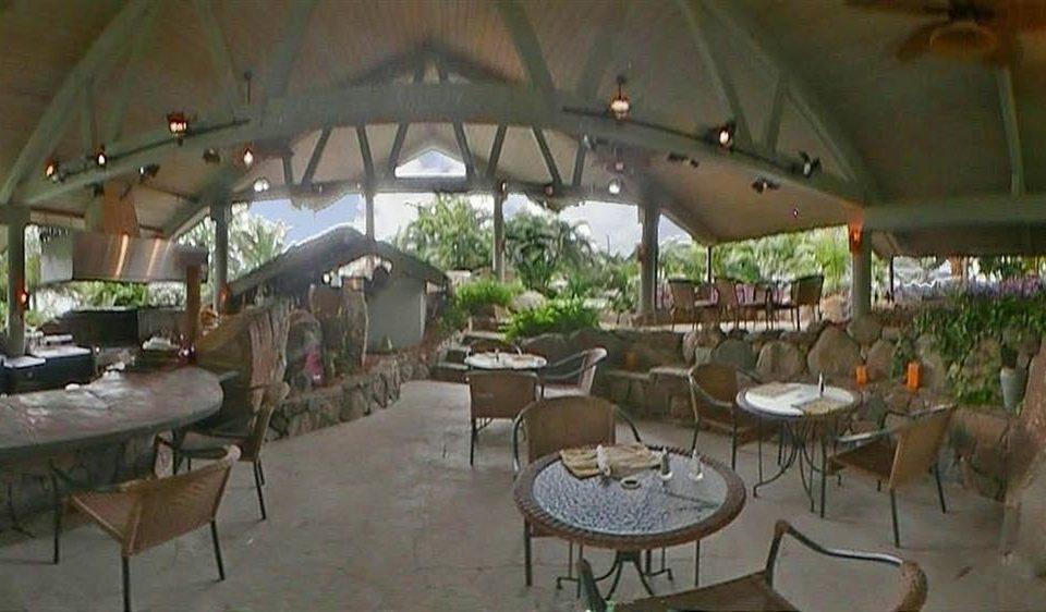 chair restaurant Resort function hall banquet hacienda wedding reception set