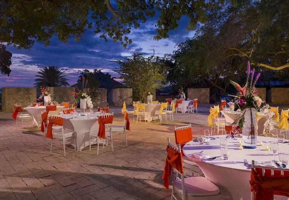 tree banquet restaurant Resort