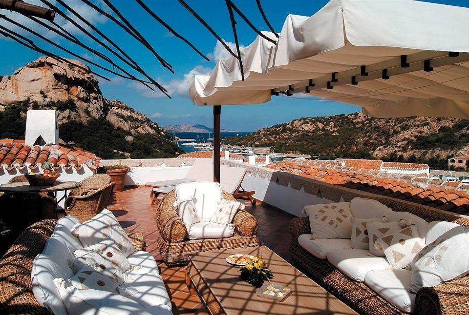 Resort bedclothes