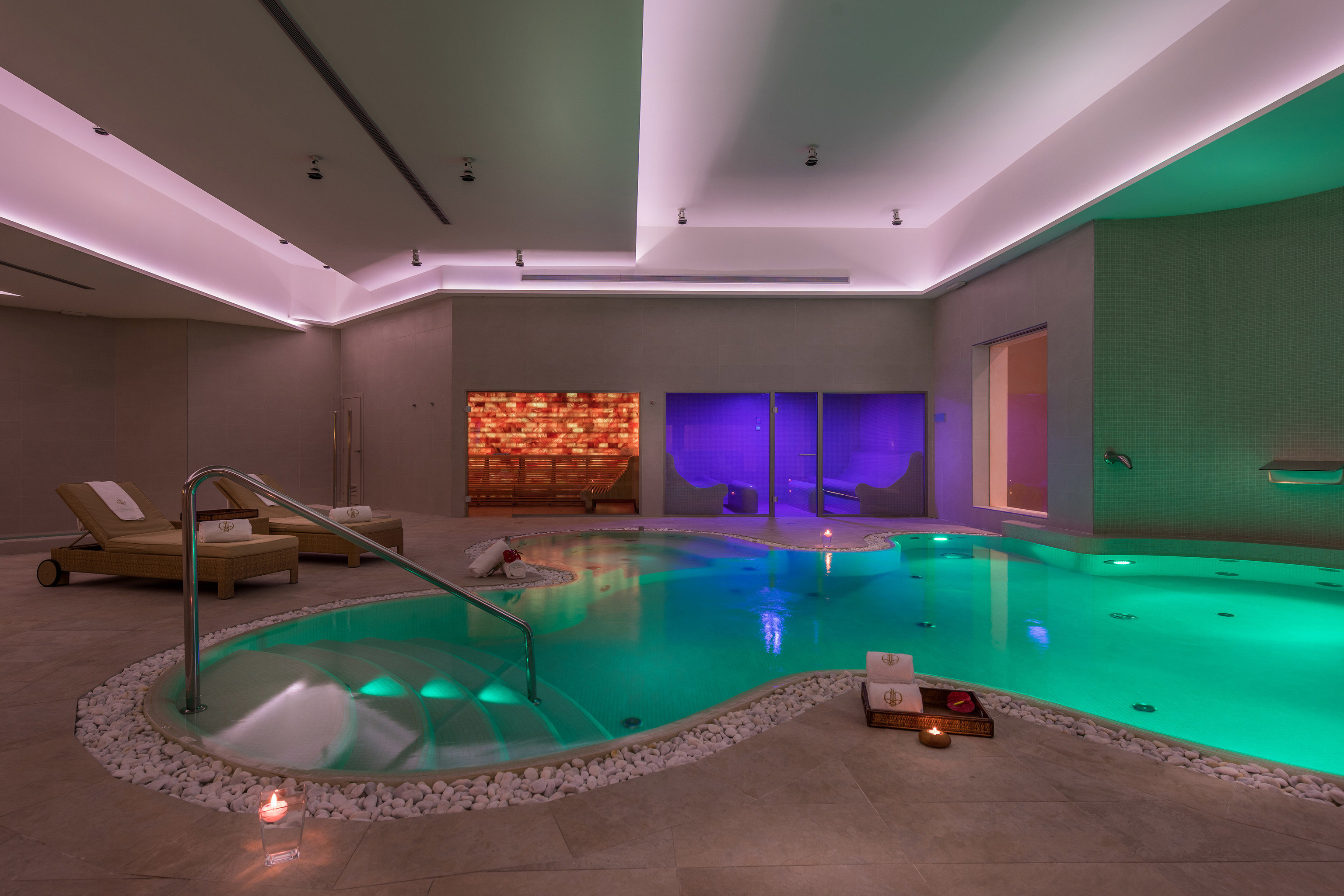 swimming pool leisure green billiard room recreation room Resort