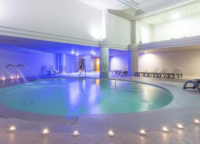 swimming pool property leisure leisure centre jacuzzi Resort blue empty