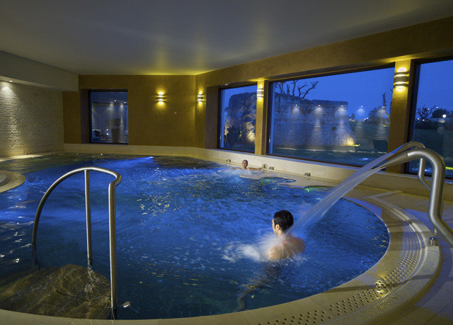 swimming pool leisure property jacuzzi blue Resort outdoor object