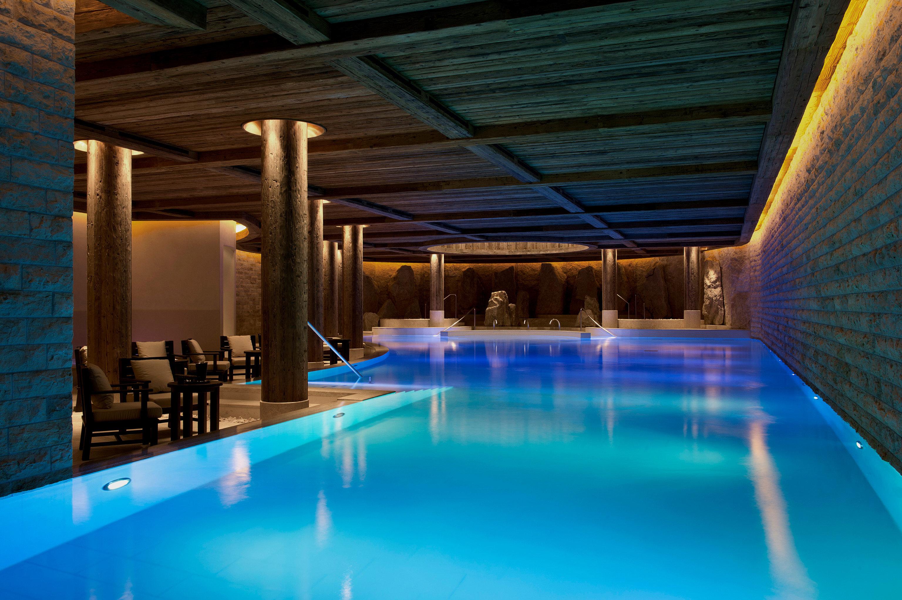 swimming pool leisure blue Resort