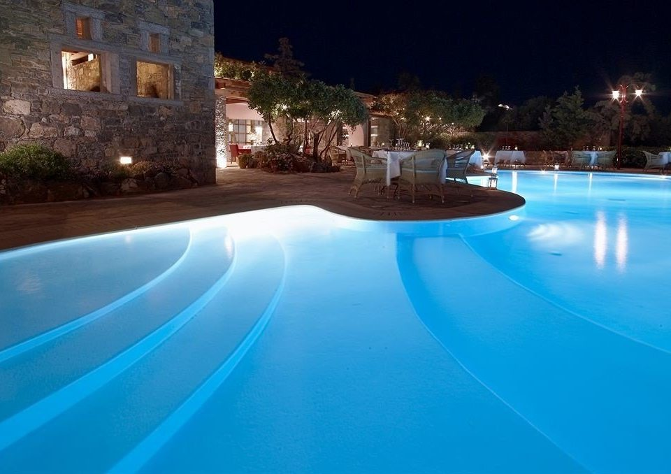 swimming pool Resort blue