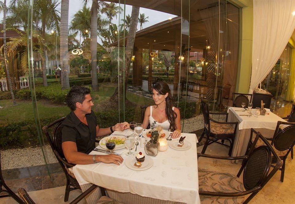 restaurant Resort brunch dining table