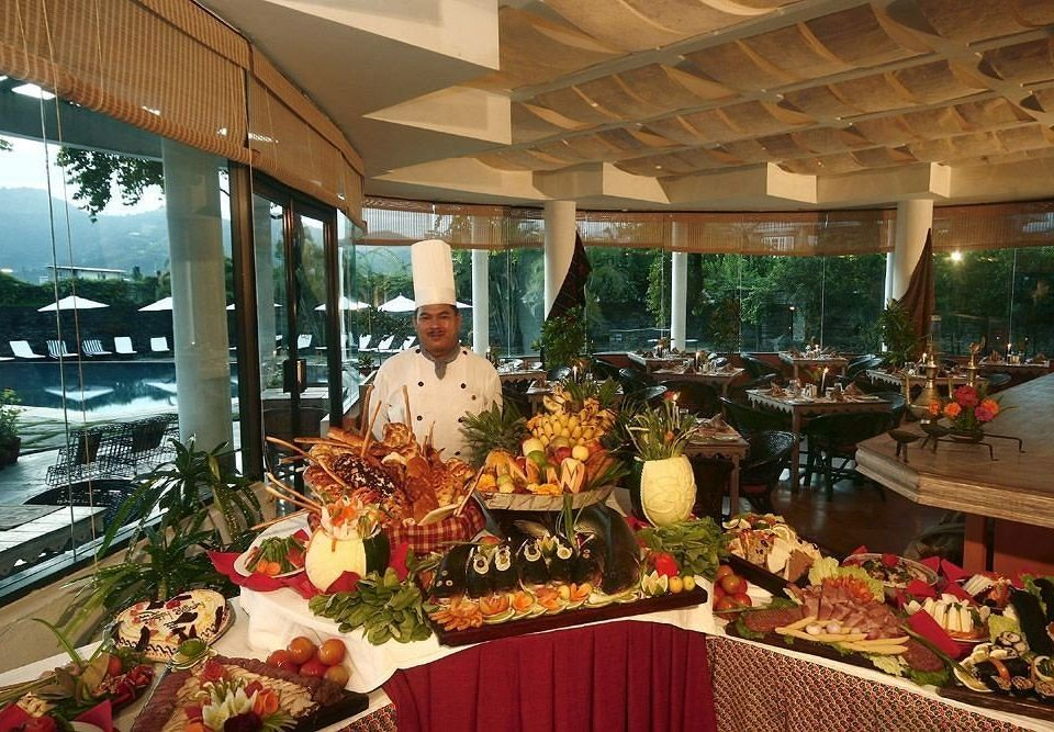 Resort restaurant buffet marketplace fresh