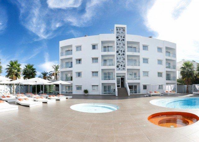 sky condominium property plaza building commercial building headquarters Resort tower block orange