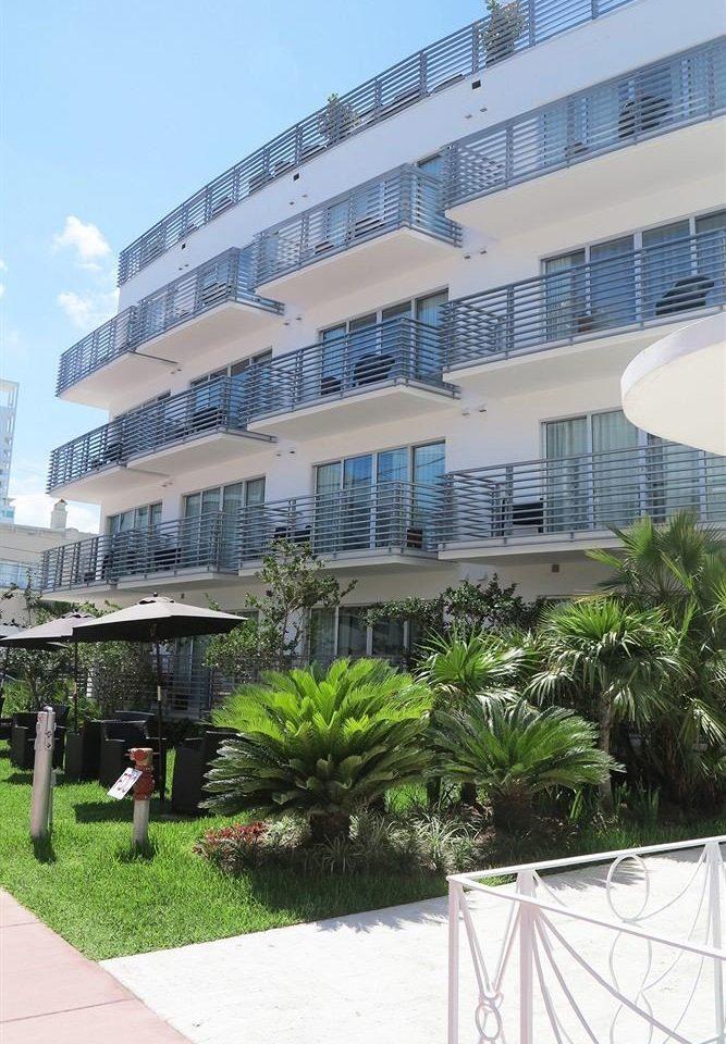 ground condominium building property Resort plaza sidewalk residential area walkway