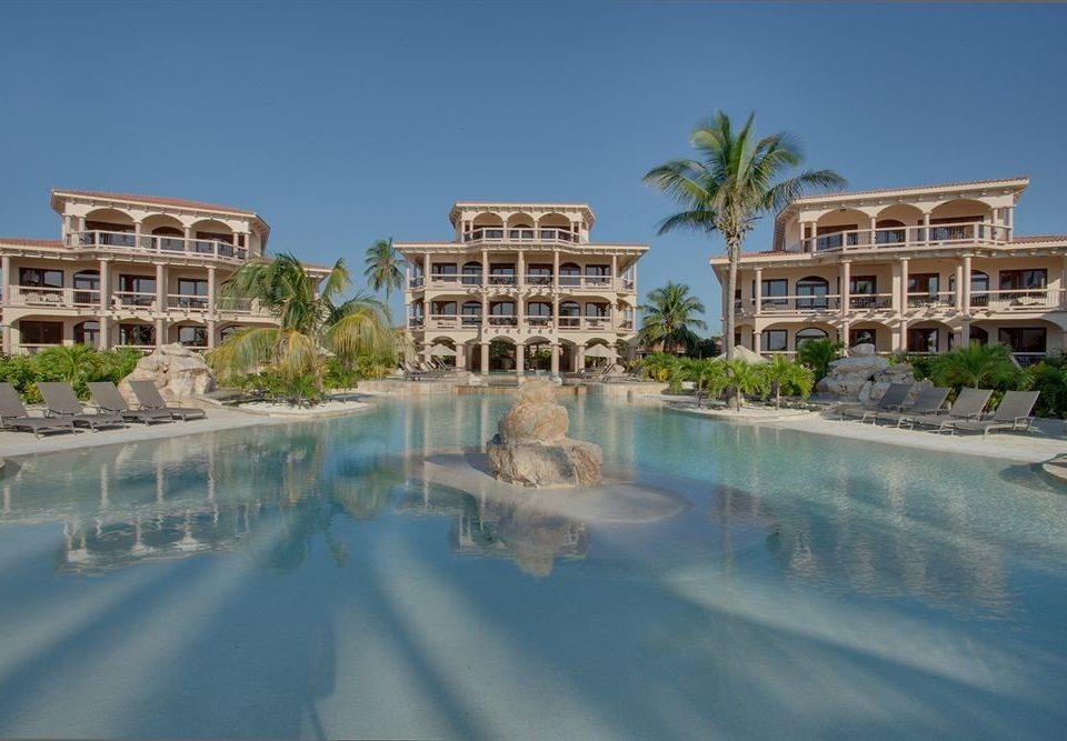 building swimming pool condominium property leisure Resort palace mansion plaza marina