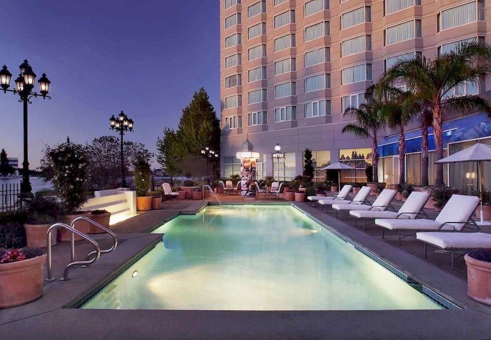 leisure swimming pool property plaza building condominium Resort