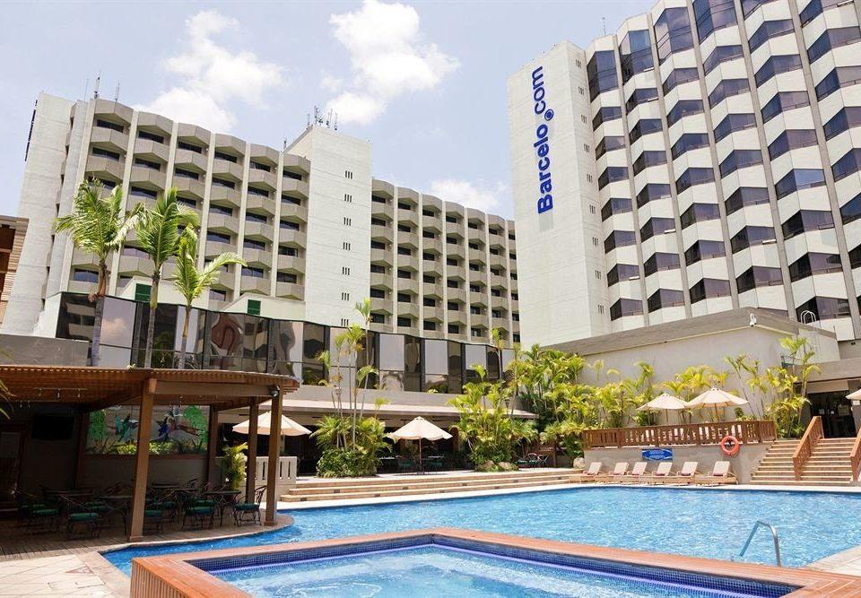 condominium building property leisure Resort plaza swimming pool