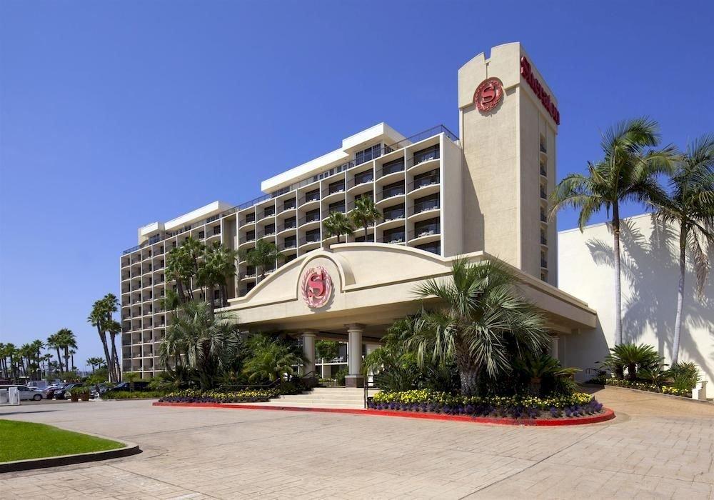 sky tree property building plaza Resort red shopping mall condominium