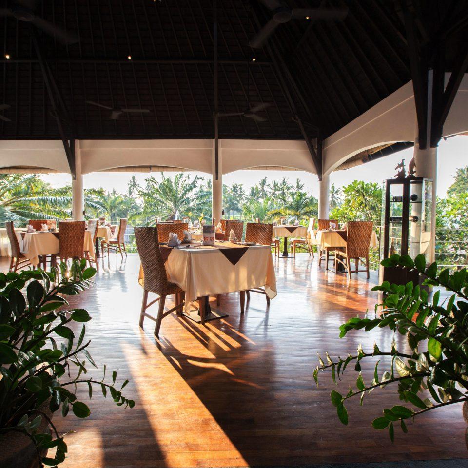 plant building Resort restaurant flower porch