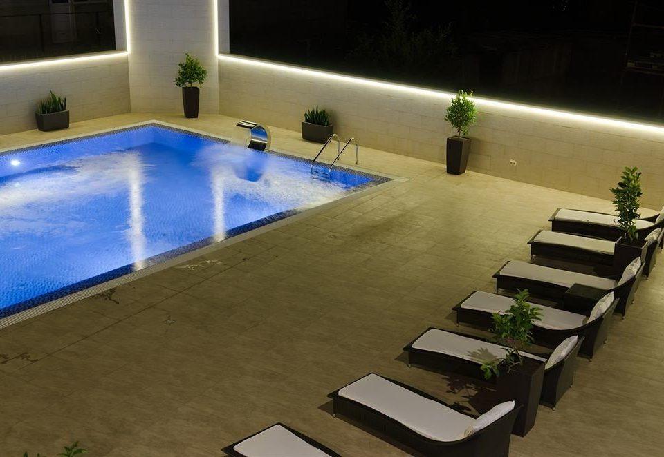 swimming pool leisure building Resort