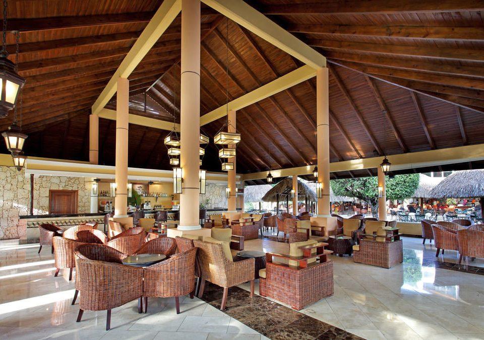 building Resort restaurant outdoor structure