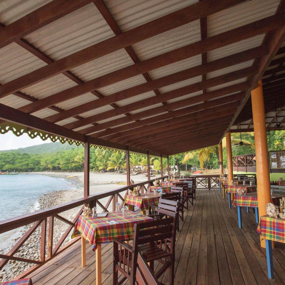 building walkway Resort outdoor structure
