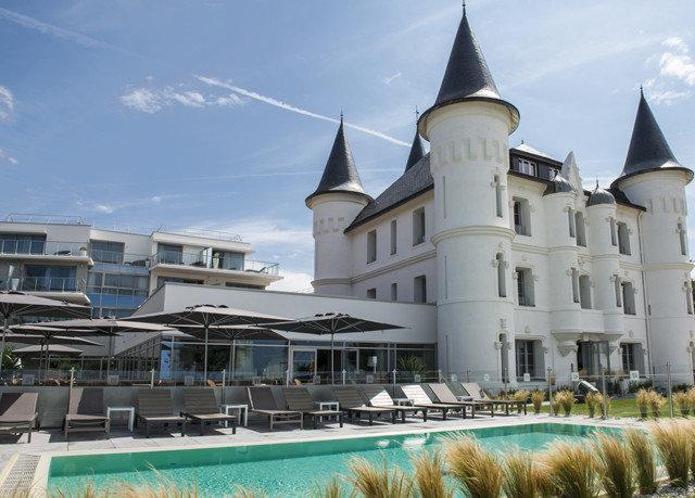 sky property building Resort palace