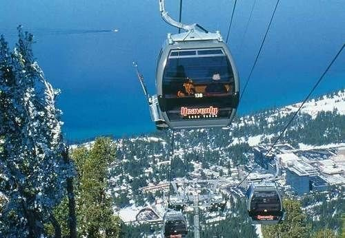 sky cable car vehicle mountain geological phenomenon transport ski tow piste mountain range fjord Resort day