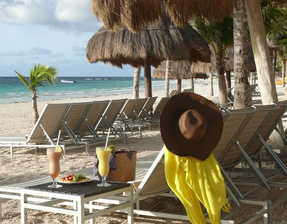 leisure chair Resort caribbean travel