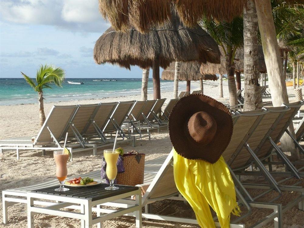 leisure chair Resort caribbean travel