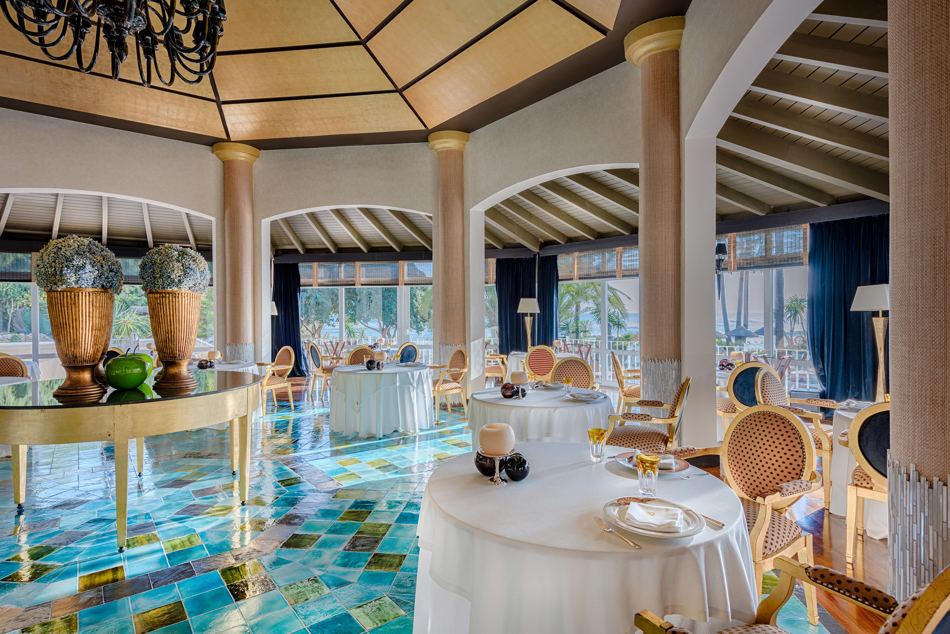 Resort function hall ceremony wedding restaurant