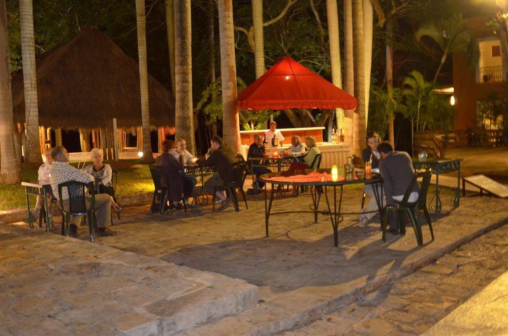 chair restaurant Resort hacienda outdoor structure