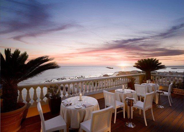 chair restaurant Resort set