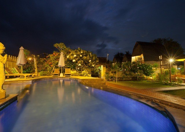 sky night swimming pool evening Resort cityscape dusk traveling