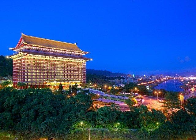 landmark Resort cityscape panorama