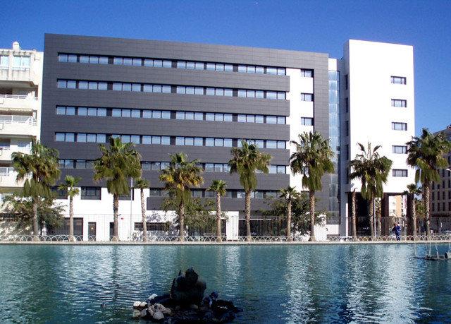 sky water condominium property marina plaza dock Resort colonnade