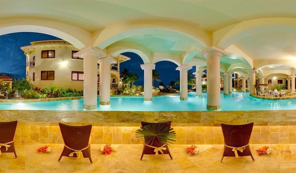 function hall Resort hacienda colonnade
