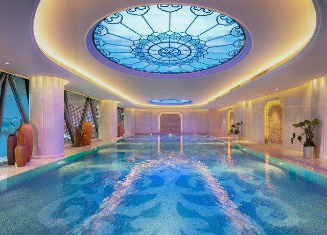 swimming pool leisure Resort colored