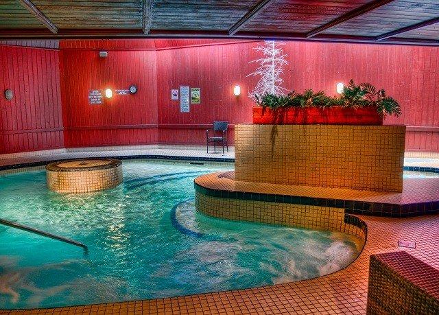 swimming pool leisure Resort colorful