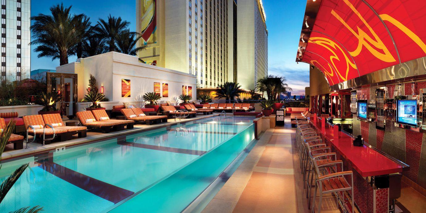 leisure swimming pool Resort colorful