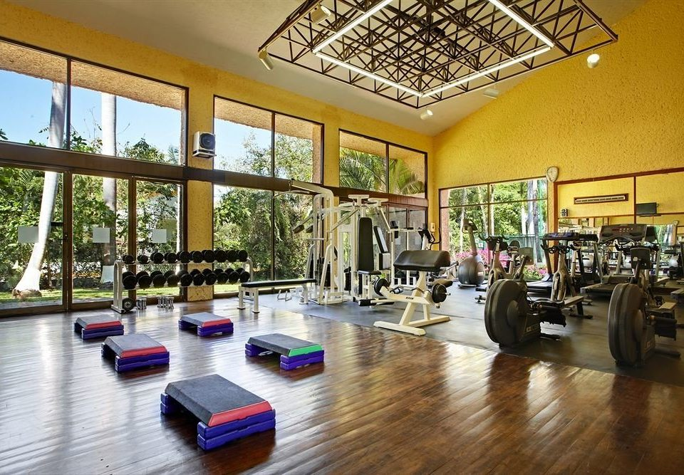 structure leisure gym sport venue Resort physical fitness condominium