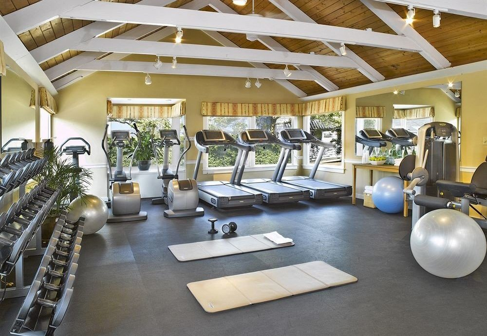 structure gym sport venue physical fitness condominium Resort